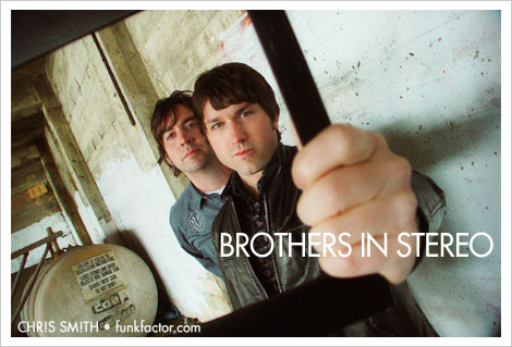 Brothers In Stereo